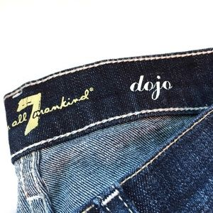 Dojo 7 for All Mankind Jeans